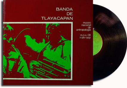 La banda de Tlayacapan portada disco